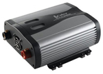 """Cobra CPI1000, The Cobra CPI1000 is a 12 volt DC to 120 volt AC power inverter with USB Port with 130 watts continuous power handling and 2000 Watts peak power"