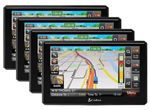 Cobra 6500PROHD (4 Pack) Professional Trucker GPS