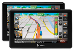 Cobra 8500PROHD (2 Pack) Professional Trucker GPS