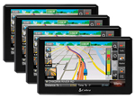 Cobra 8500PROHD (4 Pack) Professional Trucker GPS